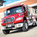 Carroll Fire Department's custom Toyne Tanker