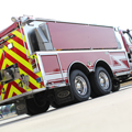 Right Side View of Carroll Fire Department's Toyne Tanker