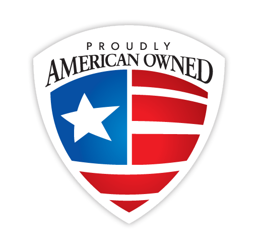 Proudly American Owned