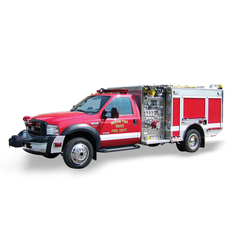 Toyne Rapid Attack Fire Truck