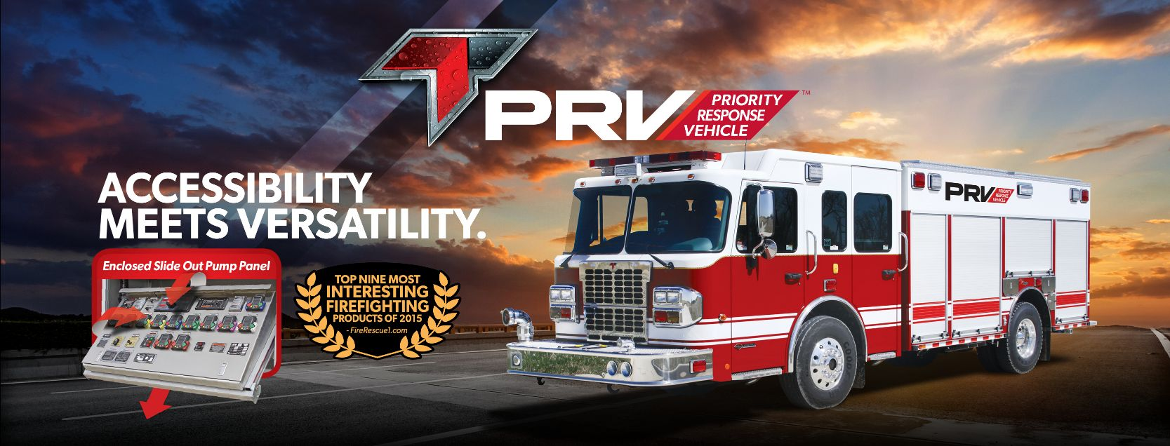 New Toyne Priority Response Vehicle Accessories (PRV)