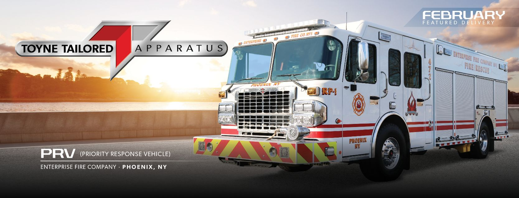 Featured Delivery Enterprise Fire Company