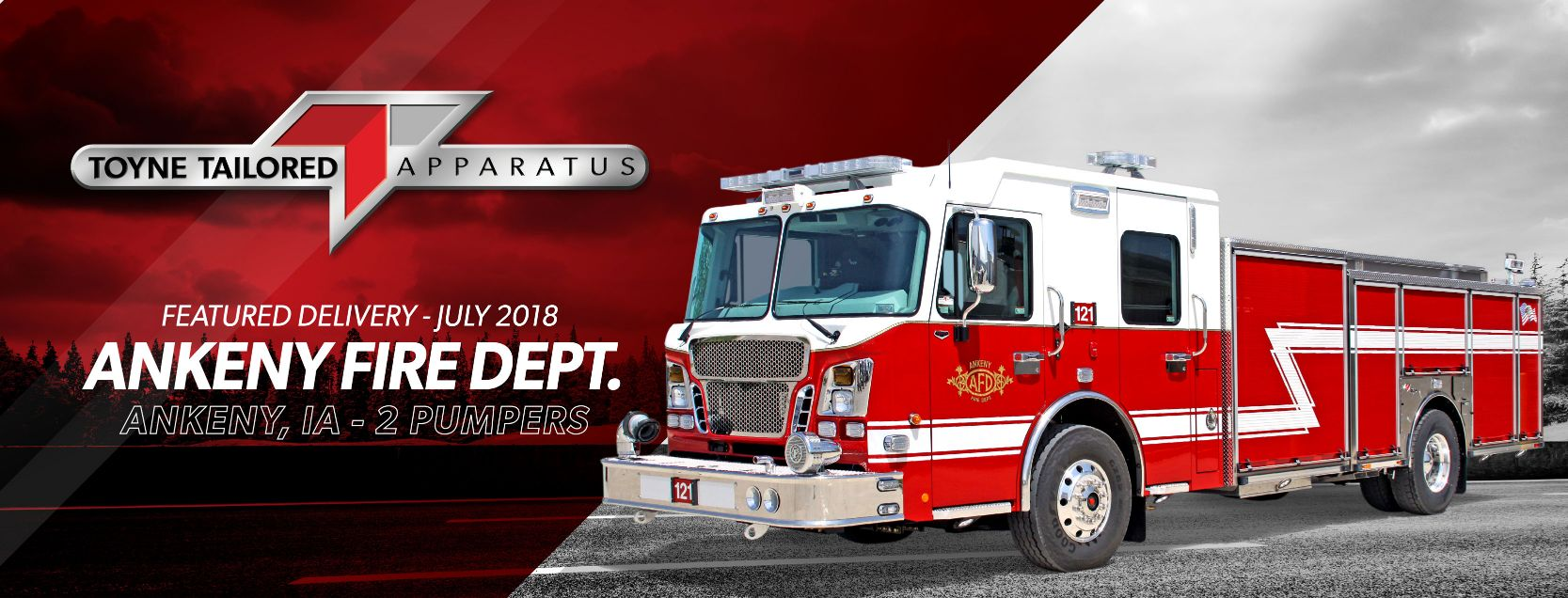 Featured Delivery Ankeny Fire Department