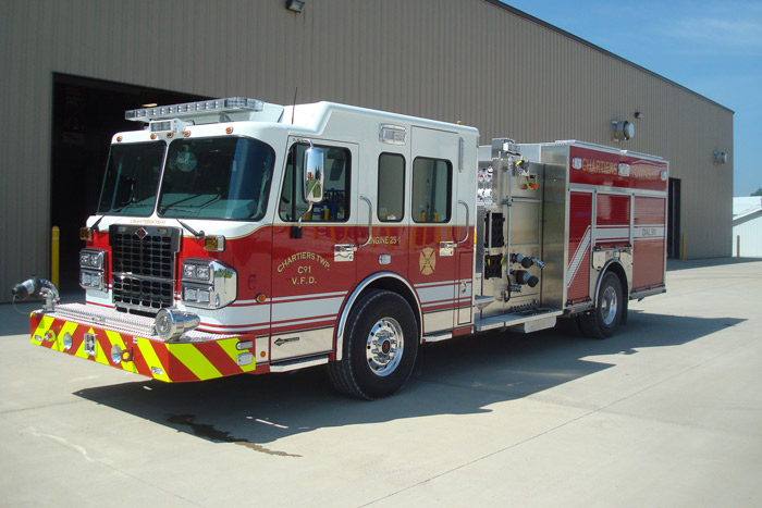 Chartiers Township Engine