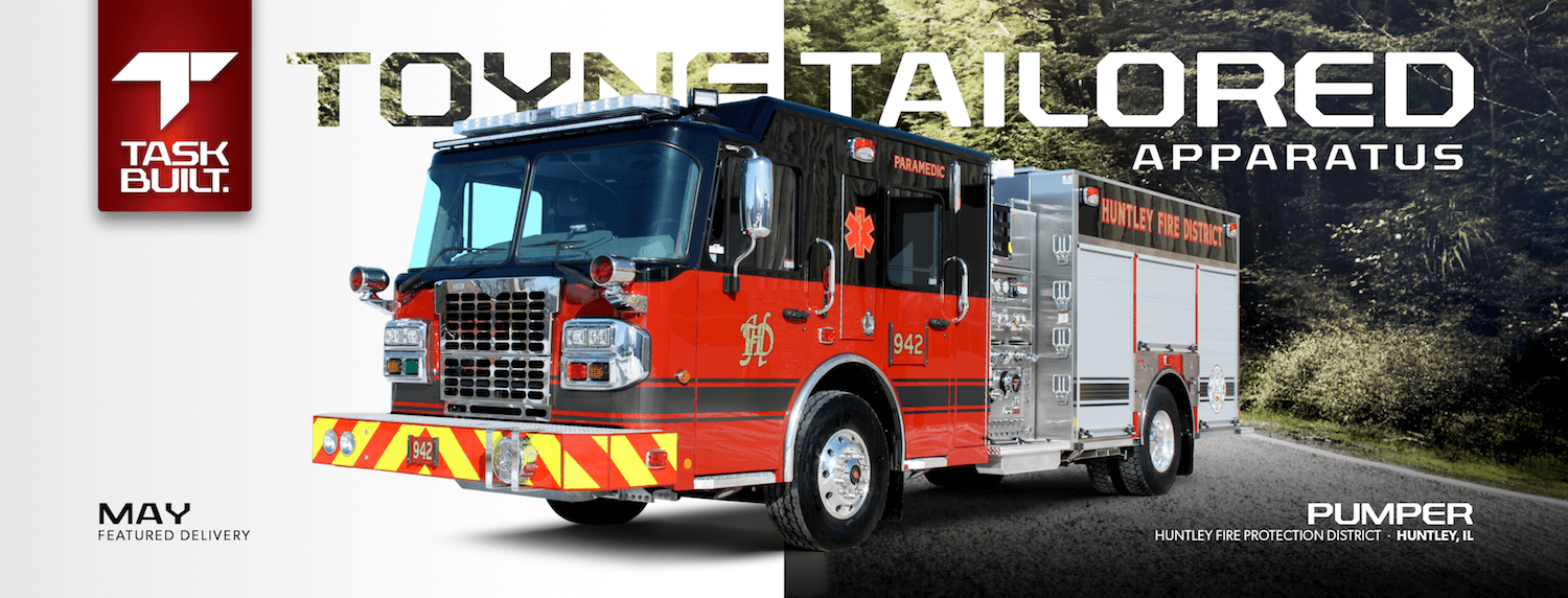 Featured Customer: Huntley Fire District