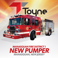 2015 Manasquan County Fire District 1 - Pumper - Manasquan New Jersey